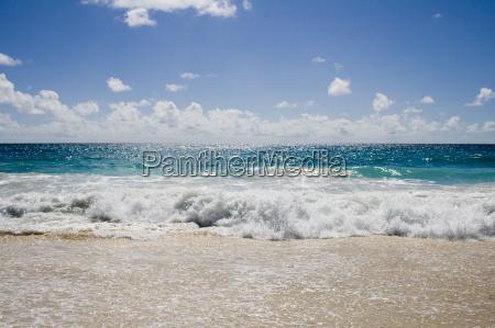 africa riva del mare spiaggia onde