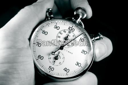 sport dello sport misura orologio tempo
