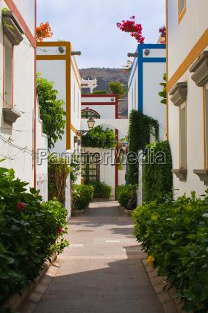 casa costruzione case romantico colorato spagna