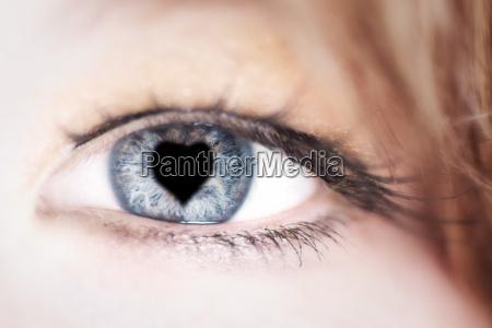 eye cuore