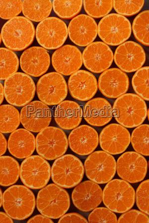 arancia frutta agrumi mandarino fondale di