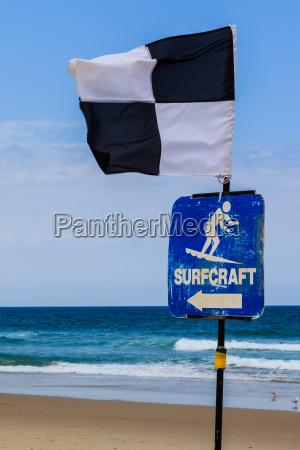 surf craft warning