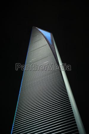 notte porcellana shanghai world financial center