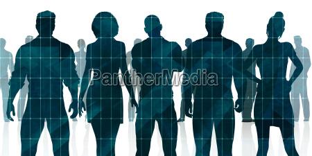 persone popolare uomo umano strategia presentazione