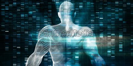 medico medicina moderno industria scienza ricerca