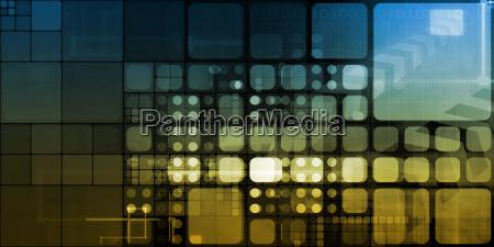 sfondo digitale moderno